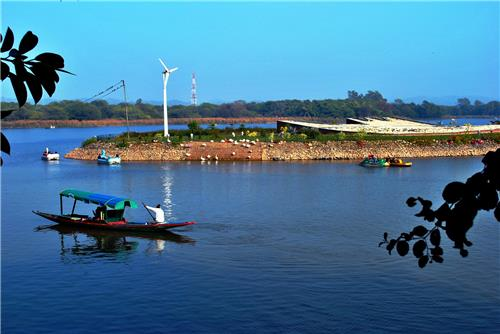 Serenity and Tranquil Location of Sukhna Lake in Chandigarh