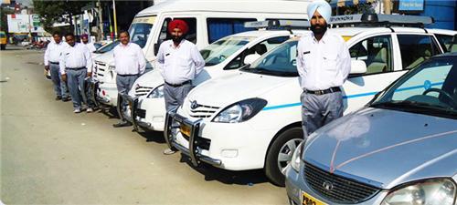 Car Rentals in Chandigarh