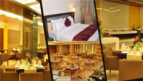 Hotel Ashok in Chandigarh