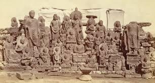 Gandhara-Sculpture