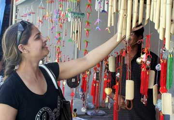 Wholesale market in Chandigarh