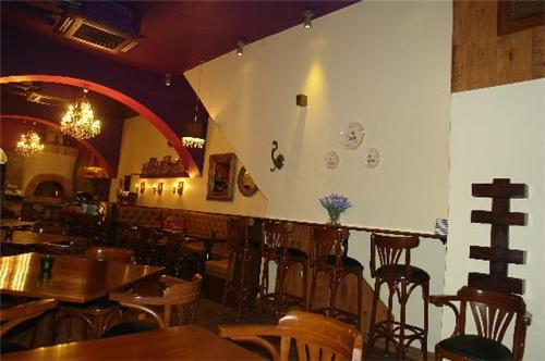 Cafe Nomad by Backpackers in Chandigarh
