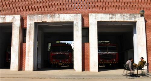 Fire Service Stations in Chandigarh