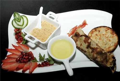Dishes at Punjab Express