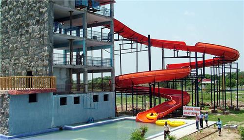 Fun City in Chandigarh