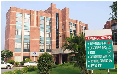 Hospitals in Chadigarh