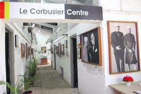 Le Corbusier Center in Chandigarh2