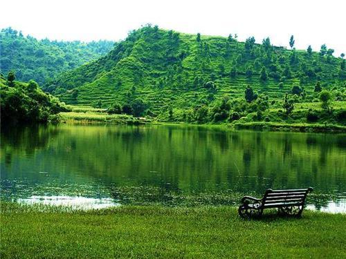 Morni Hills in Chandigarh