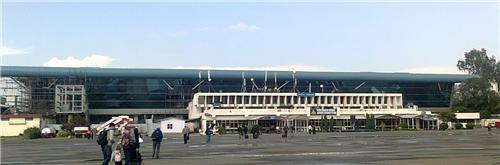 The Chandigarh International Airport