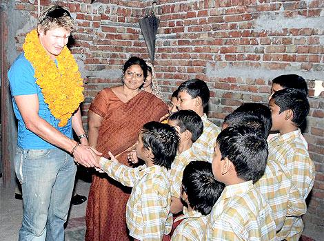 Orphanage in Chandigarh