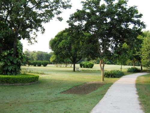 The Scenic Leisure Valley of Chandigarh