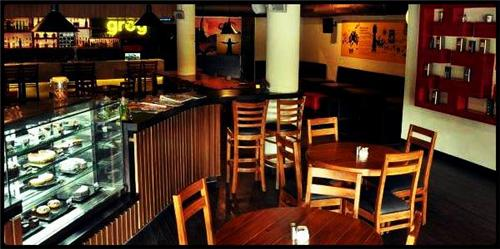 The Pomodoro Restaurant in Chandigarh