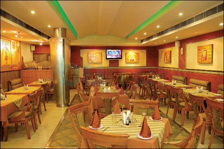 Multi cuisine restaurant in Chandigarh