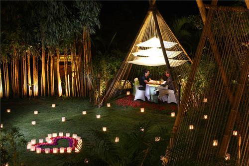 Romantic Dinner in Chandigarh