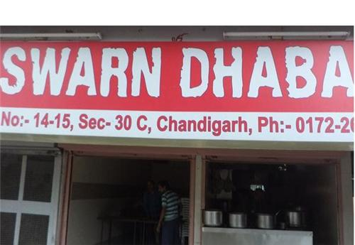 Dhabas in Chandigarh