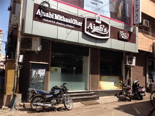 Ajab's Ajnabi Mithaai Shop