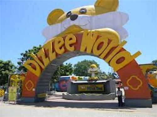 Amusement Park in Golden Beach