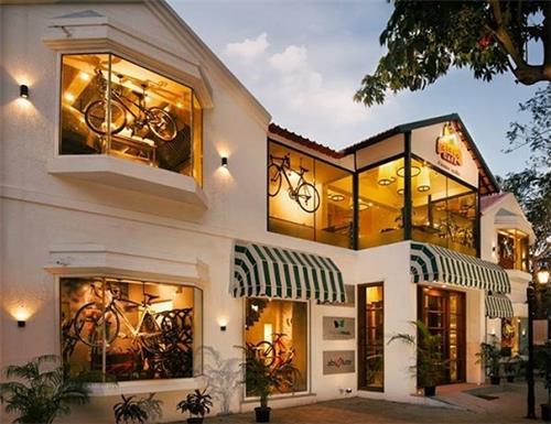 Ciclo Cafe in Chennai