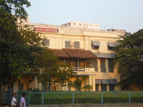 Fort Museum in Chennai