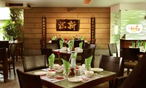 Chinese restaurants in KNK