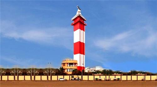 light house in Chennai