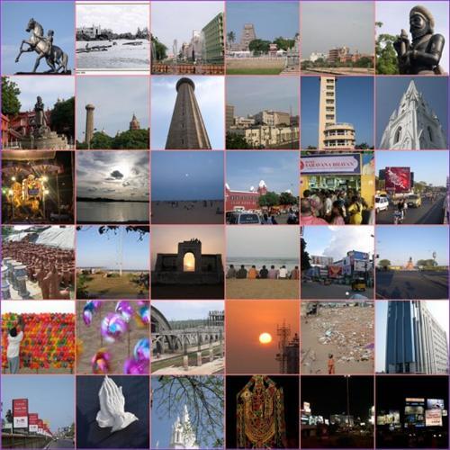 Celebrations in Chennai