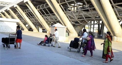 Facilities offered at Metro stations in Chennai