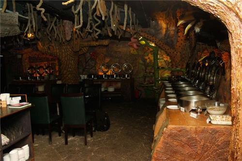 Rainforest Restaurant