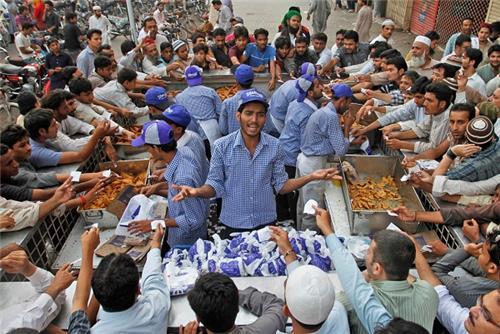 Ramadan Food Stalls