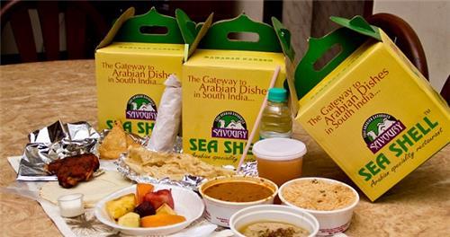 Savoury Sea Shell Family Restaurant Iftar Packs