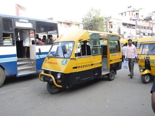 Chennai Share Autos