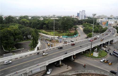 Flyovers in Chennai