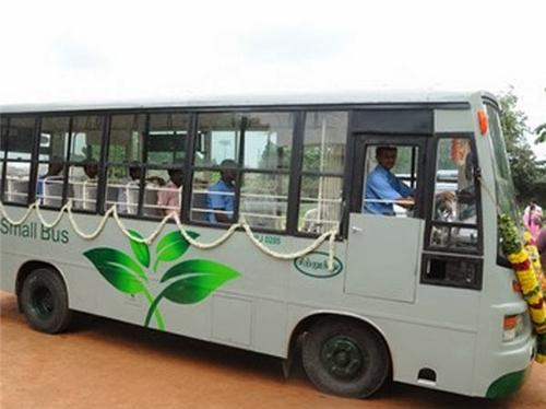 buses in Chennai