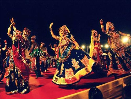 Dhandiya Celebrations in Chennai