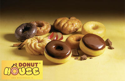 Famous Donut Shops in Chennai
