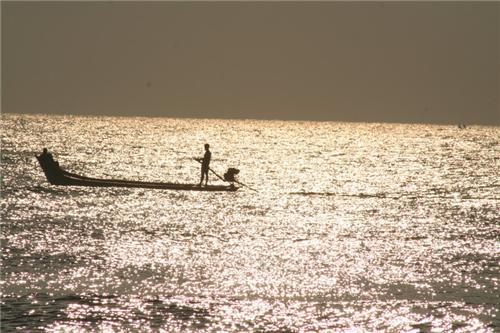 Golden Beach Chennai