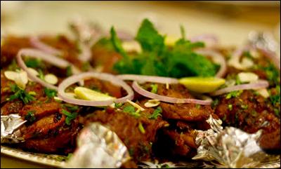 Kashmiri cuisine in KNK Road Chennai