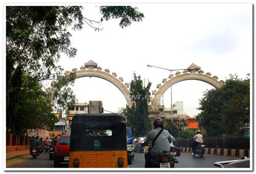 Localities in Chennai