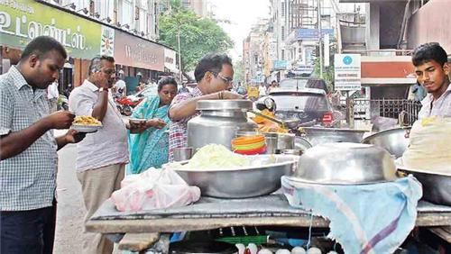 Street Food Destinations in Chennai