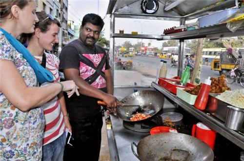 Best street Food Destinations in Chennai