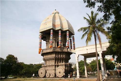 Monuments in Chennai
