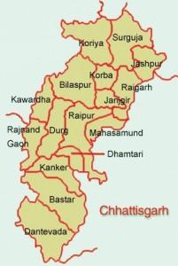 Geography of Chhattisgarh