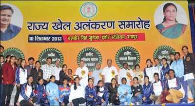 Sports in Chhattisgarh