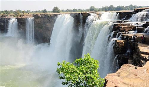 Scenic Waterfalls in Chhattisgarh