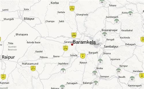 About Baramkela