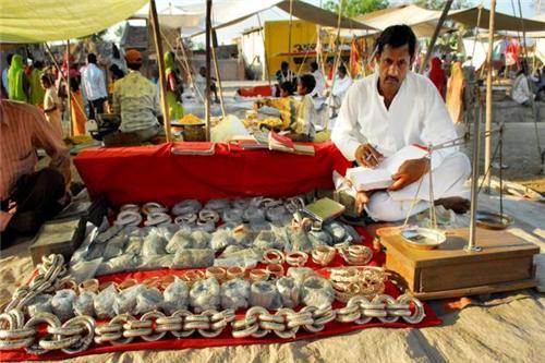 Shopping in Dantewada