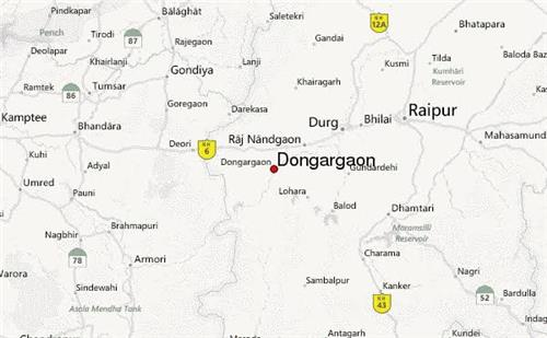 About Dongargaon
