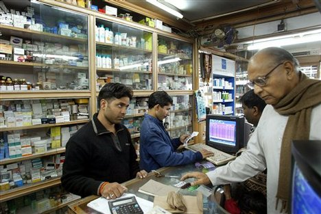 Medical Stores in Durg