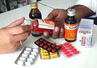 Medicine Shops in Kanker