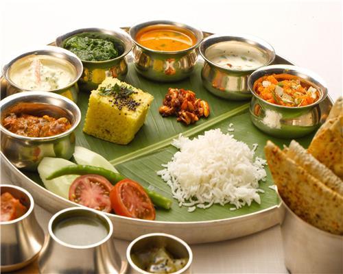 Food in Korba